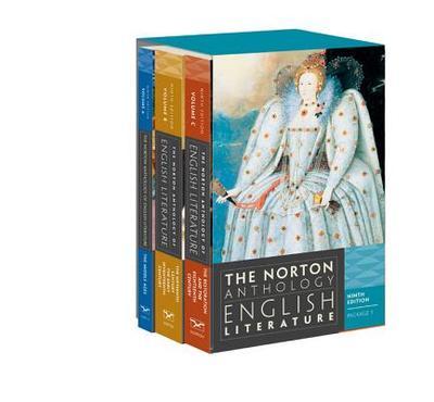 The Norton Anthology of English Literature - Greenblatt, Stephen J, Professor (Editor), and Christ, Carol T (Editor), and David, Alfred (Editor)