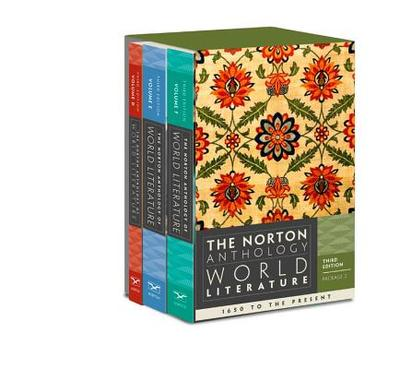 The Norton Anthology of World Literature - Puchner, Martin (Editor), and Akbari, Suzanne Conklin (Editor), and Denecke, Wiebke (Editor)