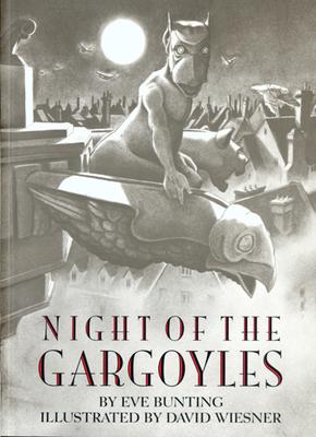 Night of the Gargoyles - Bunting, Eve