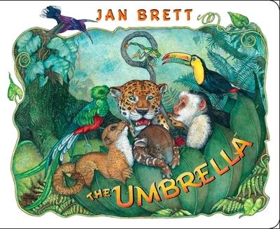 The Umbrella - Brett, Jan