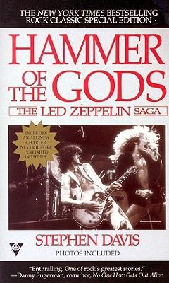 Hammer of the Gods - Davis, Stephen