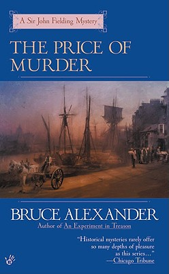 The Price of Murder - Alexander, Bruce