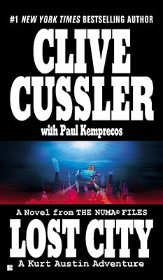 Lost City - Cussler, Clive, and Kemprecos, Paul
