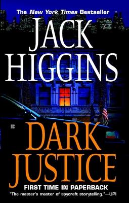 Dark Justice - Higgins, Jack