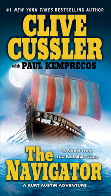 The Navigator - Cussler, Clive, and Kemprecos, Paul