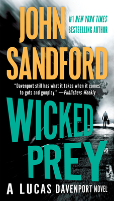 Wicked Prey - Sandford, John