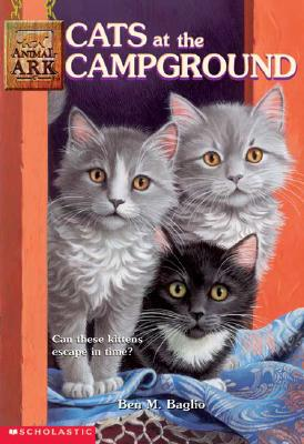 Cats at the Campground - Baglio, Ben M
