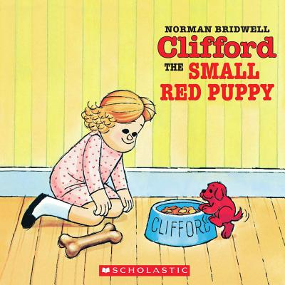 Clifford the Small Red Puppy - Bridwell, Norman, and D'Abruzzo, Stephanie (Read by)