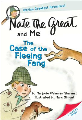 Nate the Great and Me: The Case of the Fleeing Fang - Sharmat, Marjorie Weinman