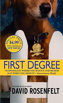 First Degree - Rosenfelt, David