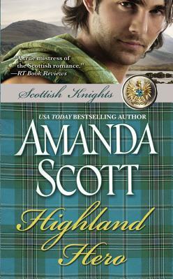 Highland Hero - Scott, Amanda, B.a