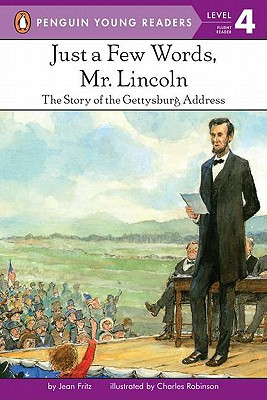 Just a Few Words, Mr. Lincoln - Fritz, Jean