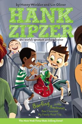 Barfing in the Backseat: How I Survived My Family Road Trip - Winkler, Henry, and Oliver, Lin