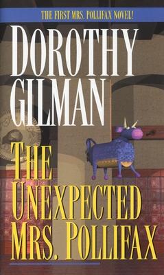 Unexpected Mrs. Pollifax - Gilman, Dorothy