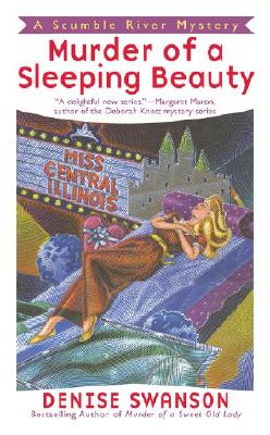 Murder of a Sleeping Beauty - Swanson, Denise