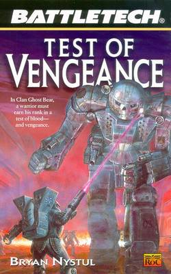 Test of Vengeance - Nystul, Bryan