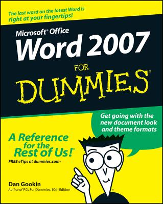 Word 2007 For Dummies - Gookin, Dan