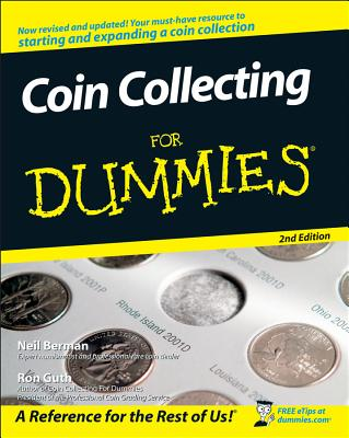 Coin Collecting for Dummies - Berman, Neil, and Guth, Ron