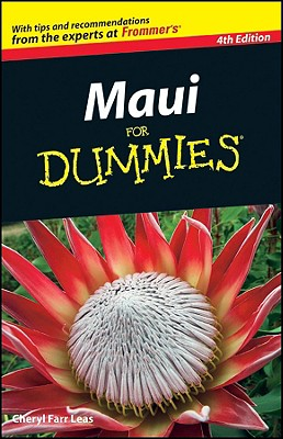 Maui for Dummies - Leas, Cheryl Farr