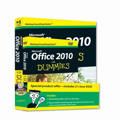 Microsoft Office 2010 for Dummies - Wang, Wallace