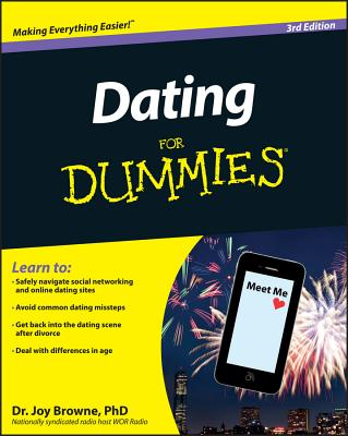 Dating for Dummies - Browne, Joy, Dr.