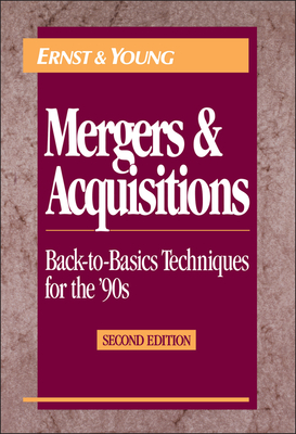 Mergers and Acquisitions - Ernst & Young Llp, and Ernst & Yo, & Yo, and Young, Ernst &