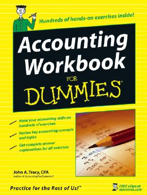 Accounting Workbook for Dummies - Tracy, John A