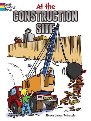 At the Construction Site - Petruccio, Steven James