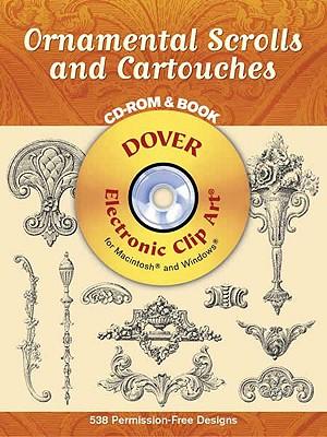 Ornamental Scrolls and Cartouches - Syracuse Ornamental Company (Creator)