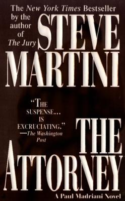 The Attorney - Martini, Steve