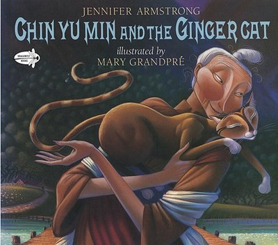Chin Yu Min and the Ginger Cat - Armstrong, Jennifer