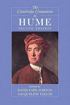 The Cambridge Companion to Hume - Norton, David Fate (Editor), and Taylor, Jacqueline (Editor)