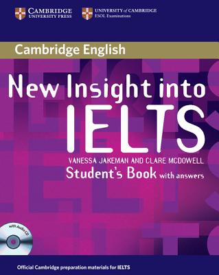 New Insight Into IELTS: Student's Book with Answers - Jakeman, Vanessa, and McDowell, Clare