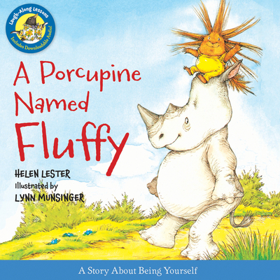 A Porcupine Named Fluffy - Lester, Helen