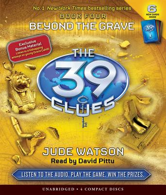 Beyond the Grave - Watson, Jude, and Pittu, David (Read by)