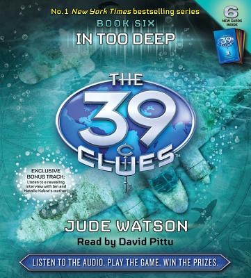In Too Deep - Watson, Jude, and Pittu, David (Read by)