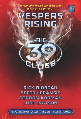 Vespers Rising - Scholastic, and Riordan, Rick, and Lerangis, Peter