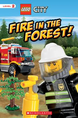 Lego City Fire in the Forest! - Brooke, Samantha