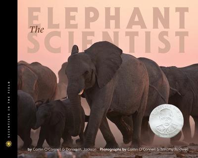 The Elephant Scientist - Jackson, Donna M