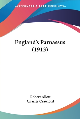 Englands Parnassus - Allott, Robert
