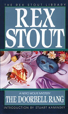 The Doorbell Rang - Stout, Rex, and Kaminsky, Stuart M (Introduction by)