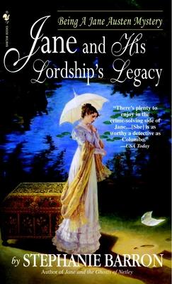 Jane and His Lordship's Legacy - Barron, Stephanie