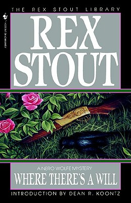 Where There's a Will - Stout, Rex