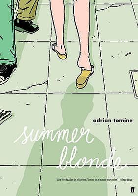 Summer Blonde - Tomine, Adrian