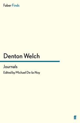 Journals - Welch, Denton