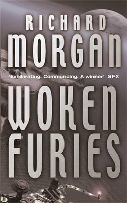 Woken Furies - Morgan, Richard