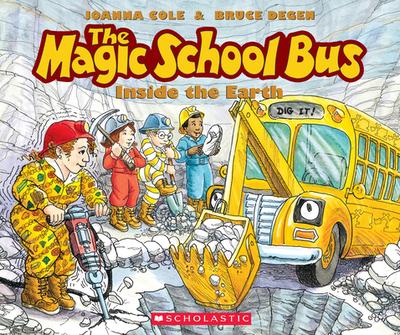 The Magic School Bus inside the Earth - Cole, Joanna