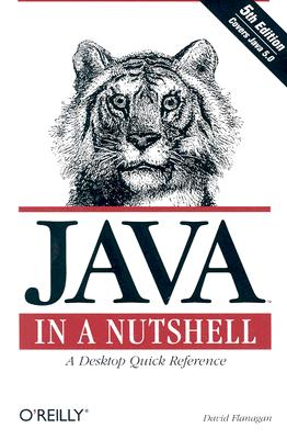 Java in a Nutshell - Flanagan, David