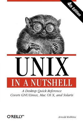 UNIX in a Nutshell - Robbins, Arnold