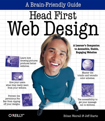 Head First Web Design - Watrall, Ethan, and Siarto, Jeff